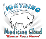 Lightning Medicine Cloud